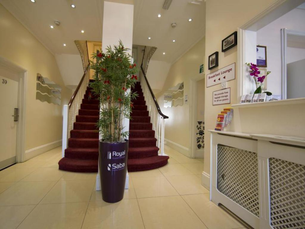 Lobby Royal Guest House 2 Hammersmith