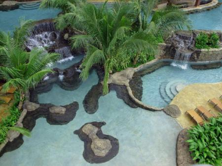 Recreatie-faciliteiten The Springs Resort & Spa at Arenal