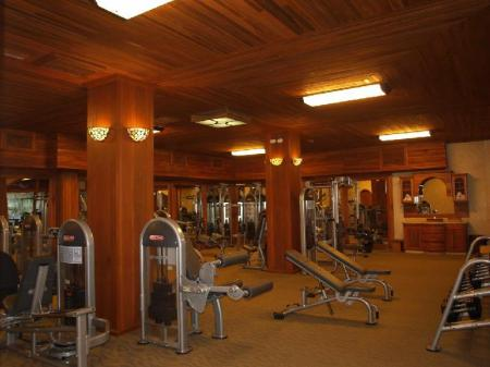 fitnesscentrum The Springs Resort & Spa at Arenal