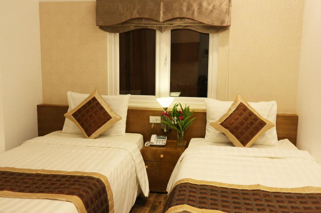 Twin Room - Bed