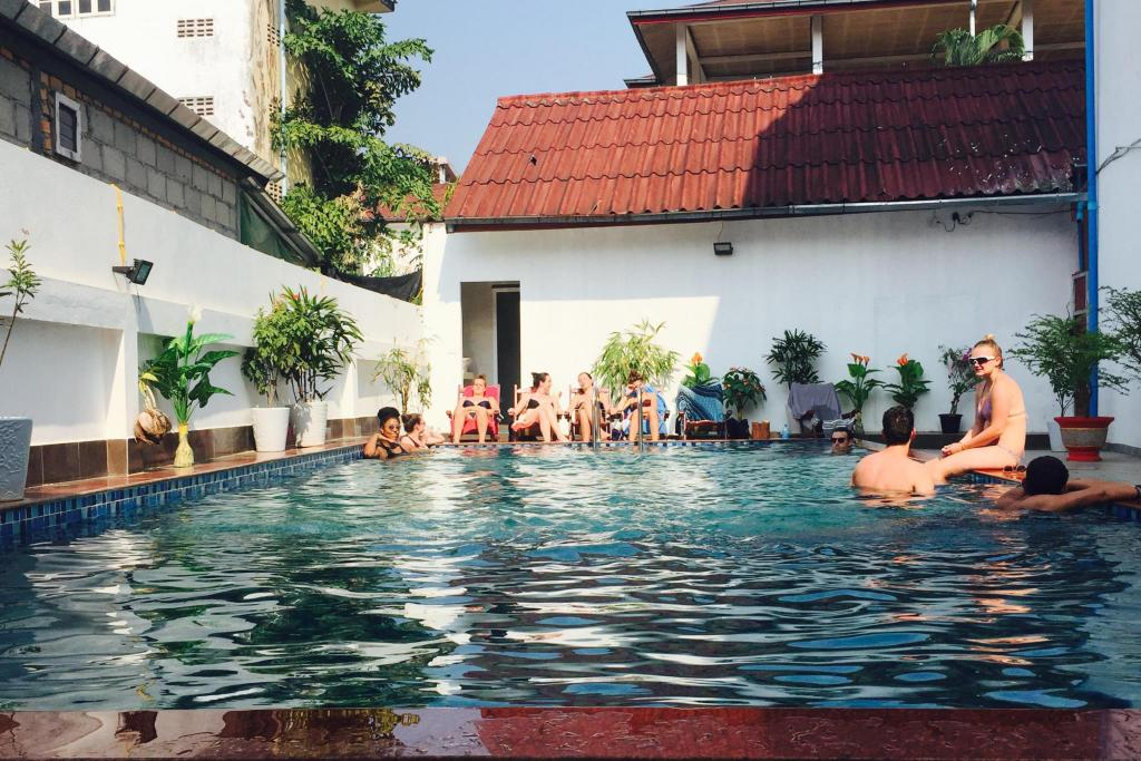 More about Vang vieng Centralpark hotel