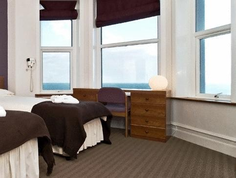 Zweibett mit Meerblick (Twin Sea View)