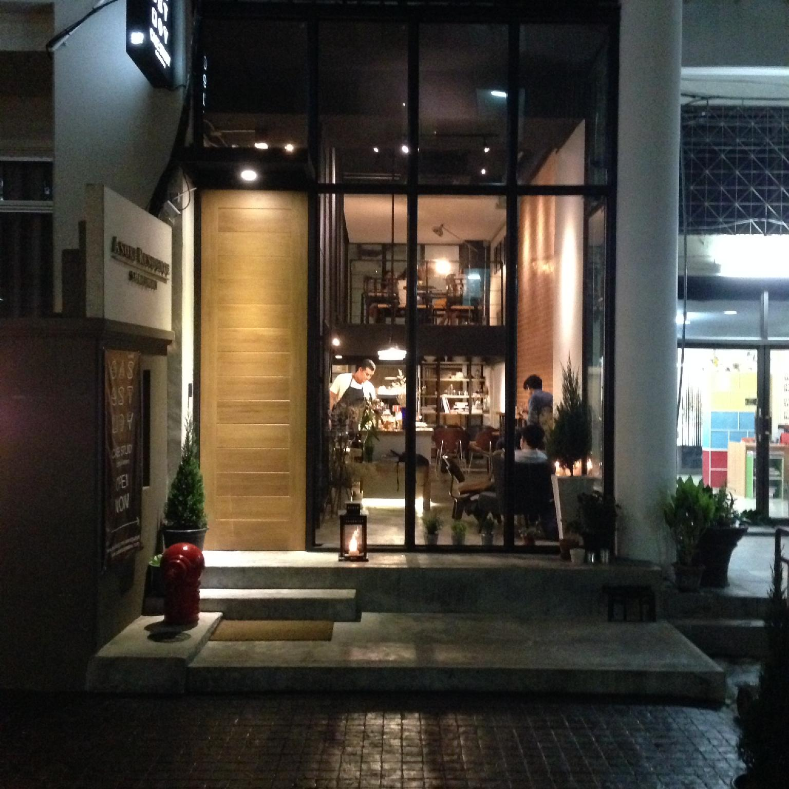 case study coffee asoke