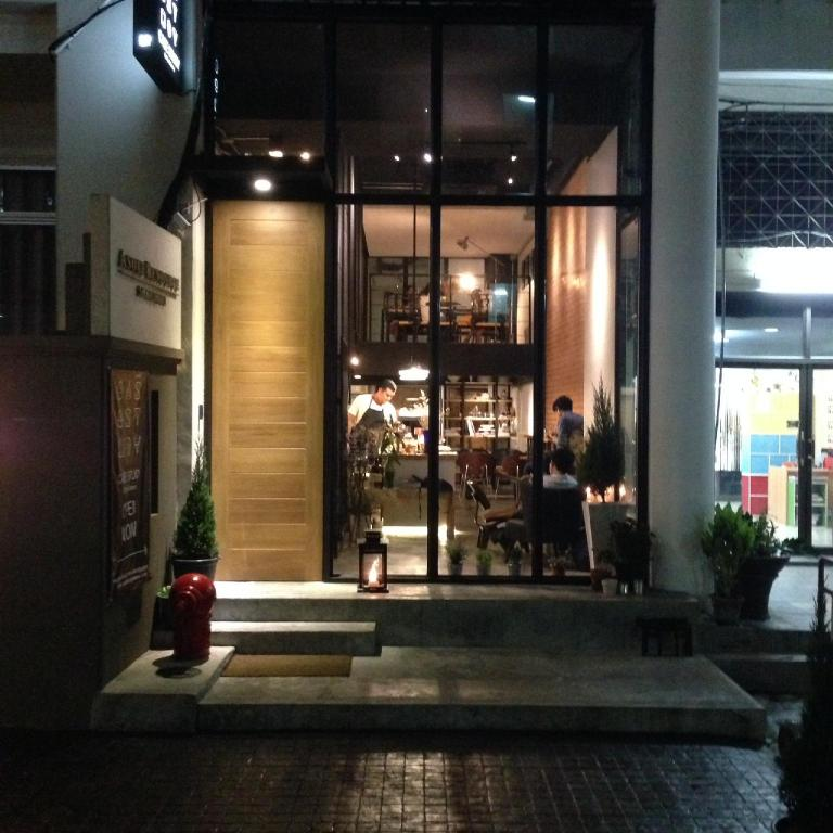 Entrance CASE Study Asoke