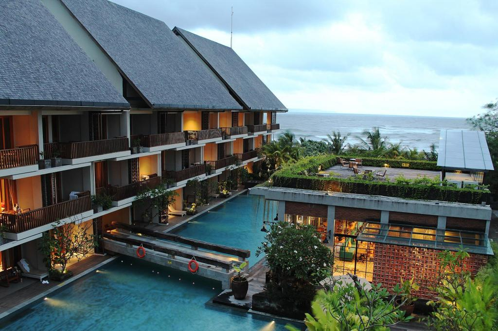 Carte Satellite Bali.The Haven Suites Bali Berawa In Indonesia Room Deals