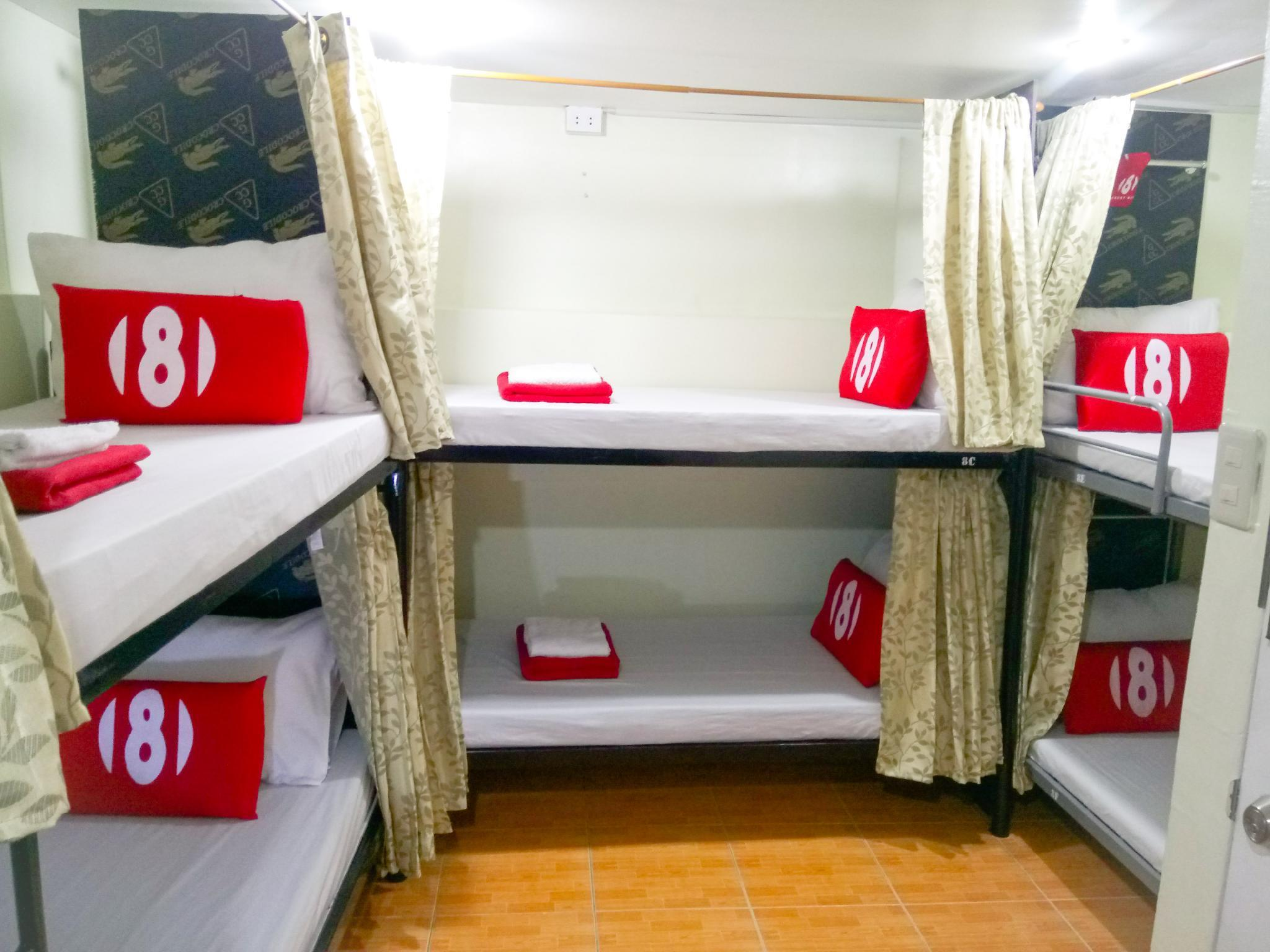 1 Person in 16-Bed Dormitory - Male Only