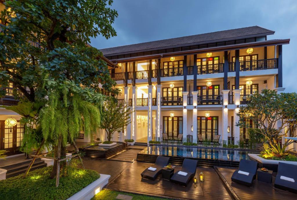 Best price on thai akara lanna boutique hotel in chiang for Boutiques hotels