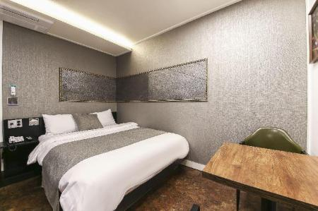 Business Double - Room plan Hotel Major 2 Jeju