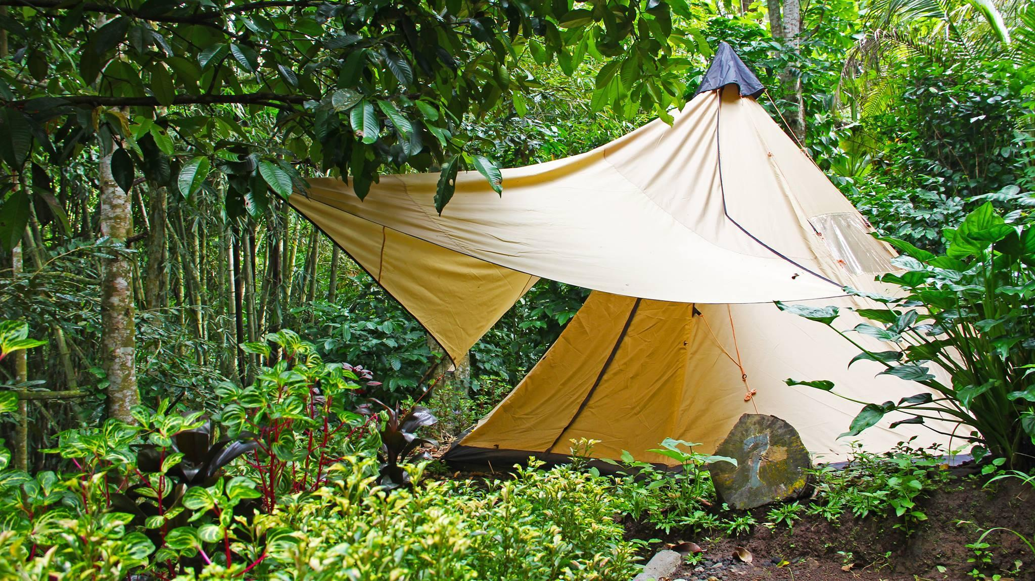 Teepee for 4 People