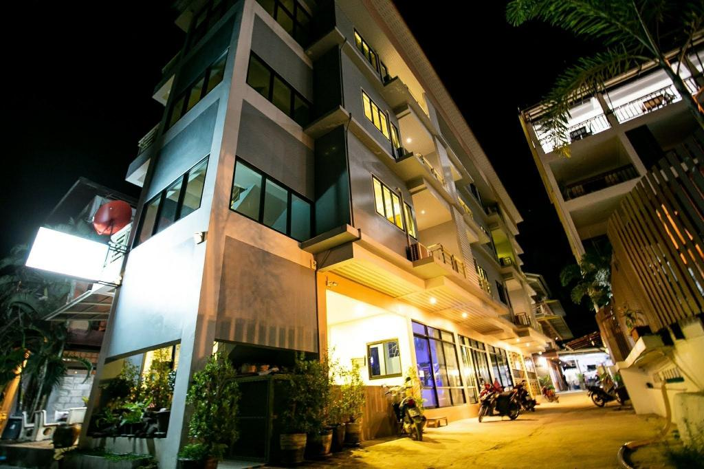 Exterior view Living Chilled Koh Tao