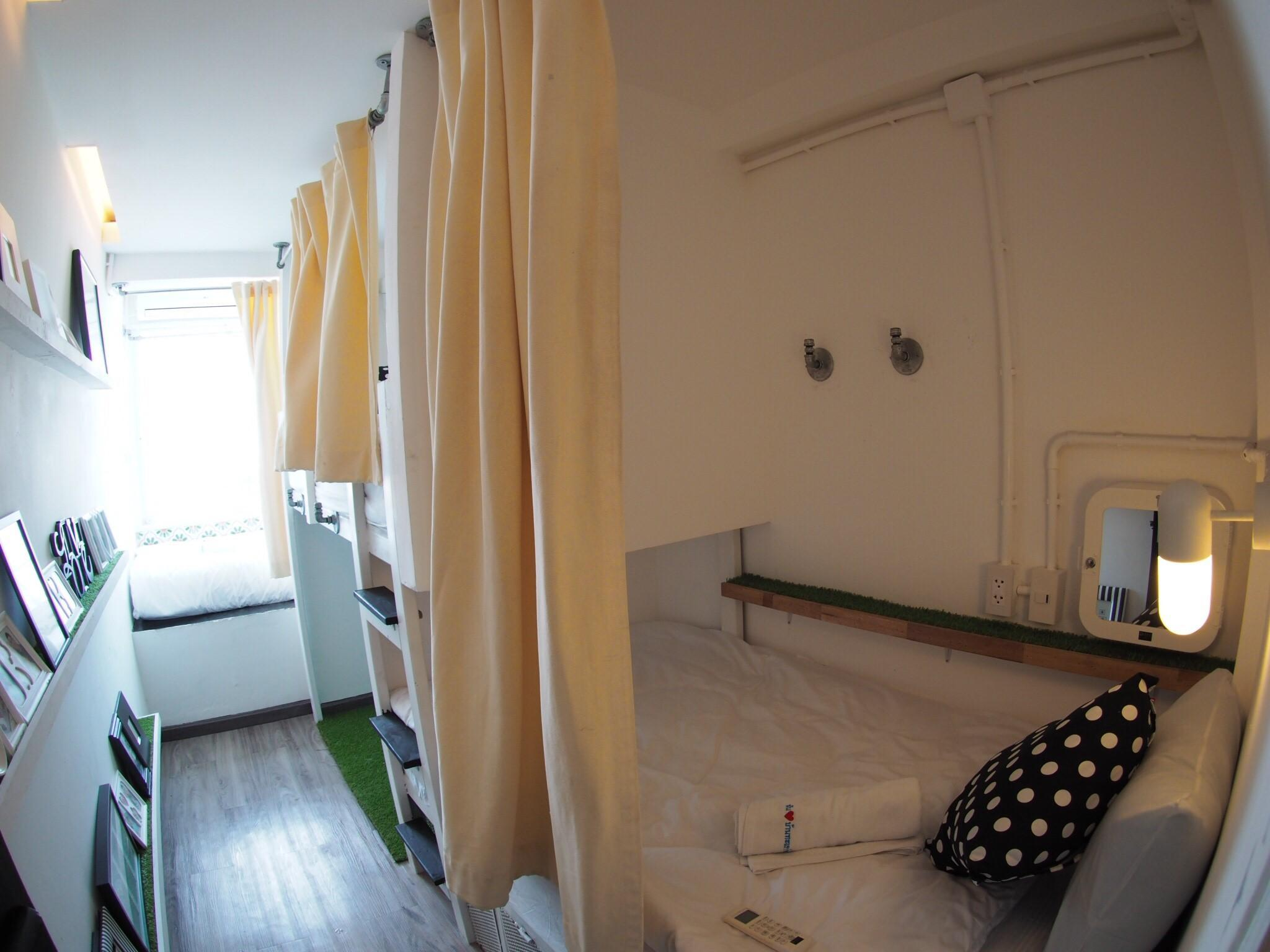 Mid Size Mixed Dormitory (Price Per Bed)