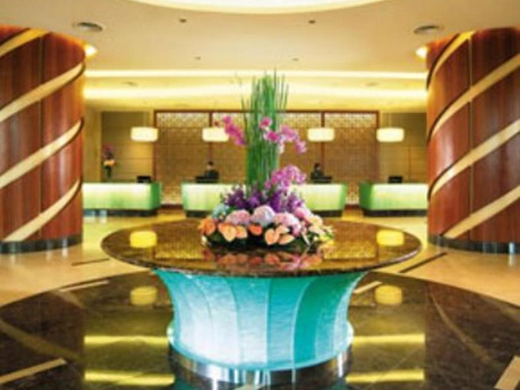 Lobby The Gardens - A St Giles Signature Hotel & Residences Kuala Lumpur