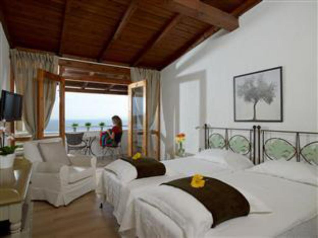 Double Standard sea view - Guestroom
