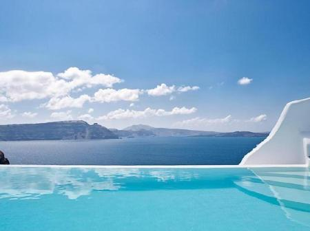 Swimming pool [outdoor] Andronis Luxury Suites