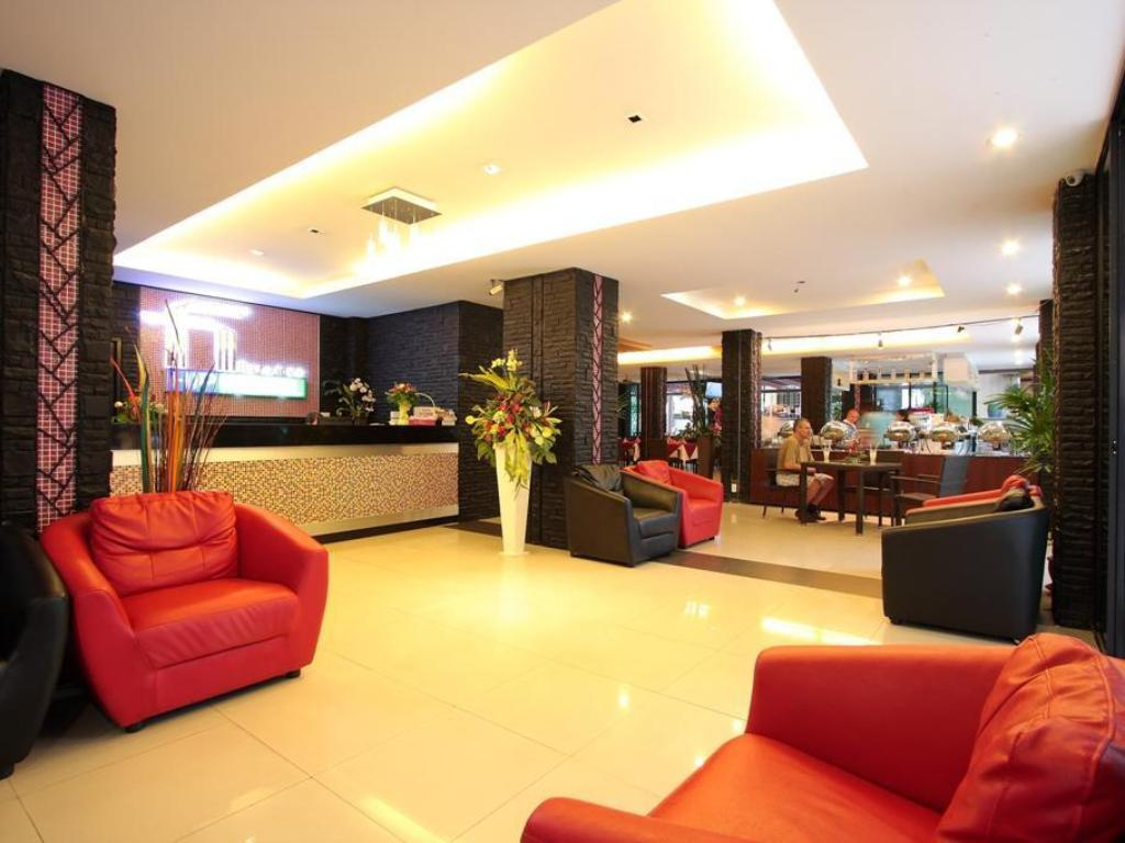 Interior view Baramee Hip Hotel