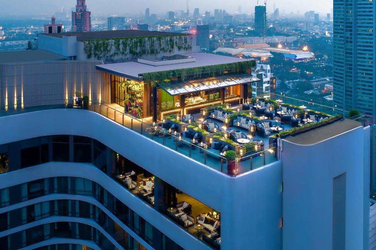 bf05c4040fe 방콕의 방콕 메리어트 마르키스 퀸스 파크 (Bangkok Marriott Marquis Queen's Park) :: 아고다 -  Agoda