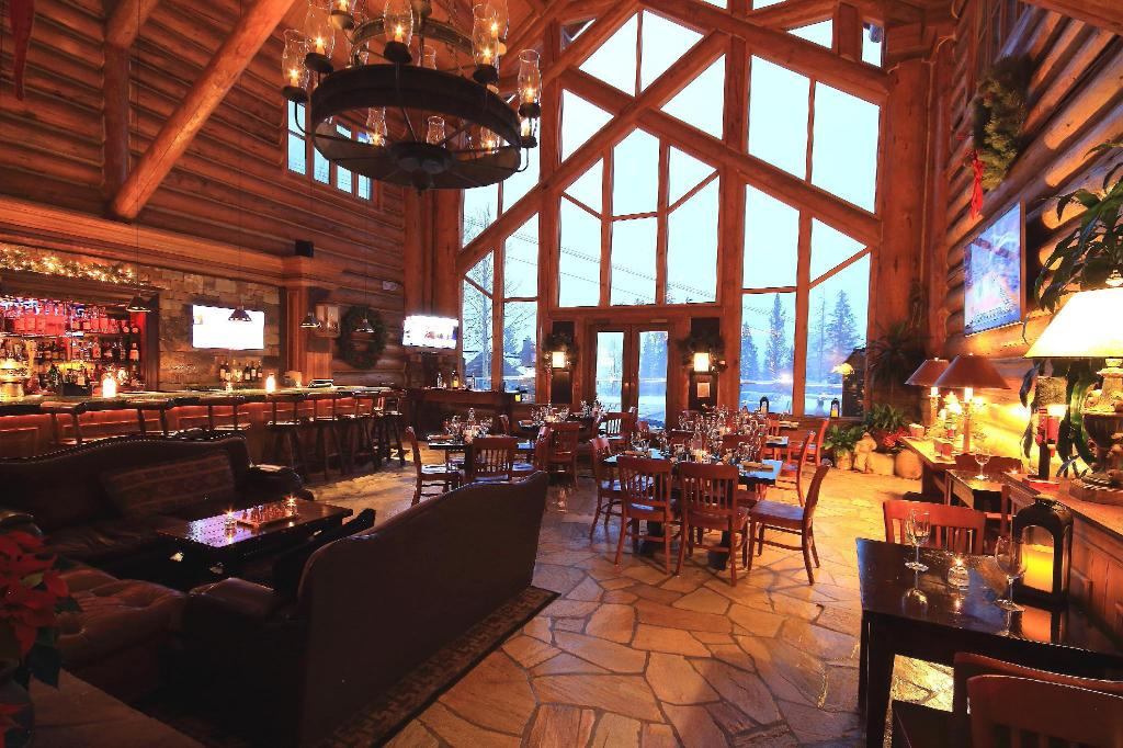 Reception Mountain Lodge at Telluride
