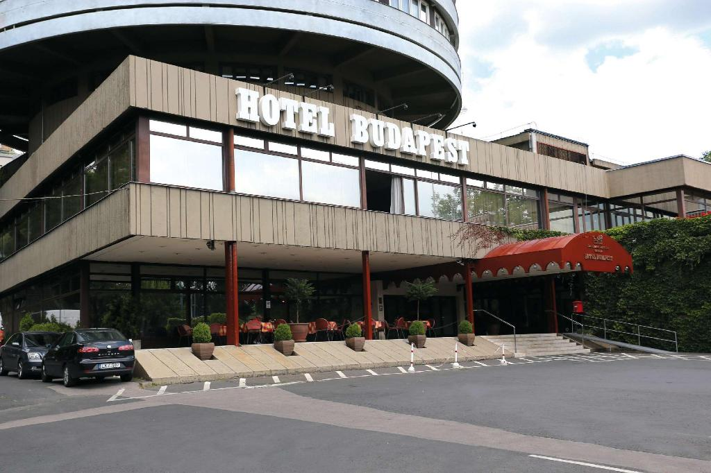More about Hotel Budapest