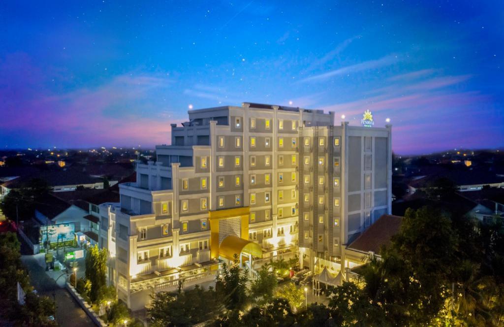 ホテル ジョグジャカルタ
