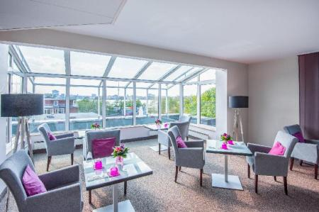 Обществени места Crowne Plaza Hotel Hamburg - City Alster
