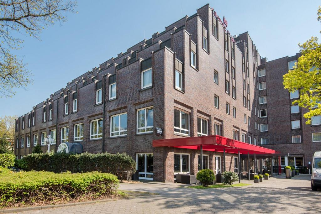 Crowne Plaza Hotel Hamburg - City Alster