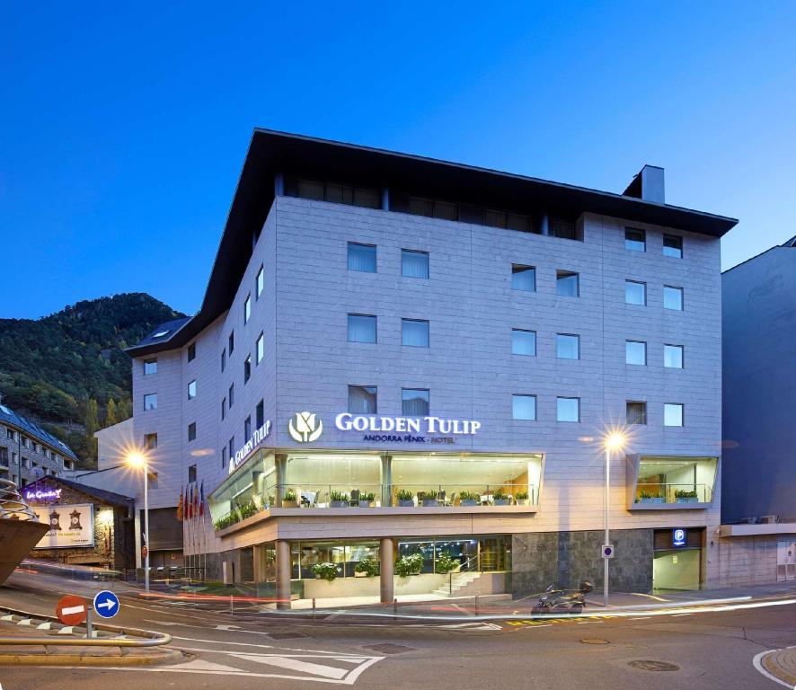 アンドラ ホテル