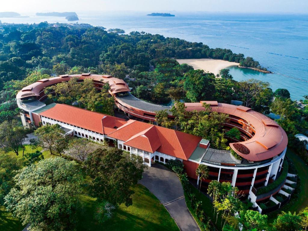 Capella Singapore Hotel Room Deals Photos Reviews