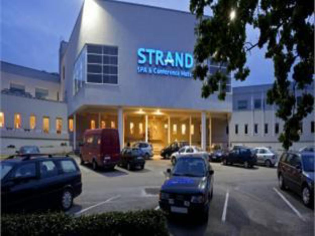 Exterior view Strand Spa & Conference Hotel