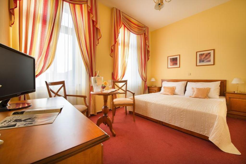 Double Room Hotel Podhrad