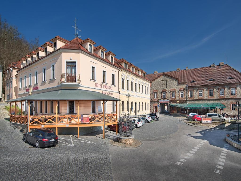 More about Hotel Podhrad