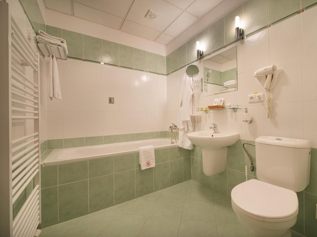 Bathroom Hotel Podhrad