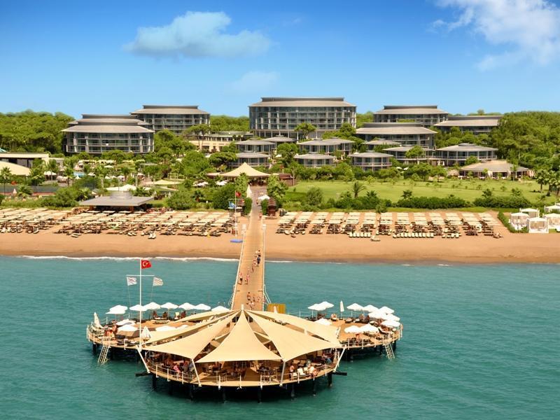 Calista Luxury Resort 5 (Turkey, Belek): photo. description of rooms, service, reviews of tourists 82