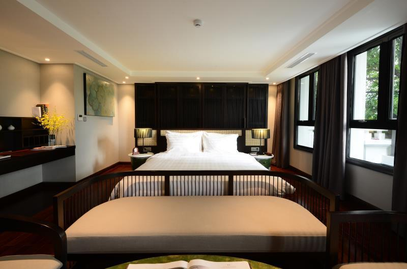 Suite Balkoni Pemandangan Bandar (Suite Balcony City View)
