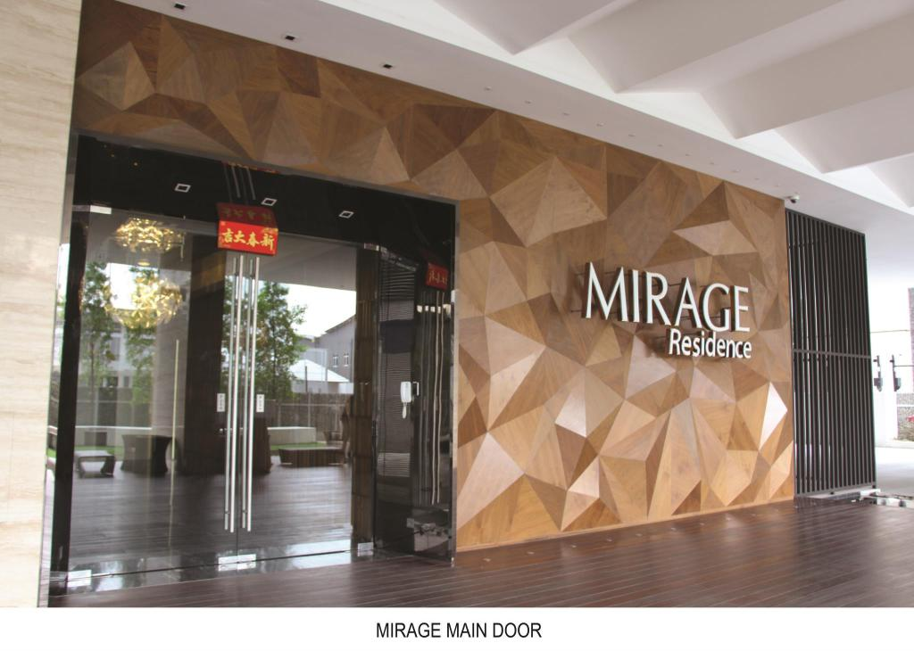 More about Mirage Residences