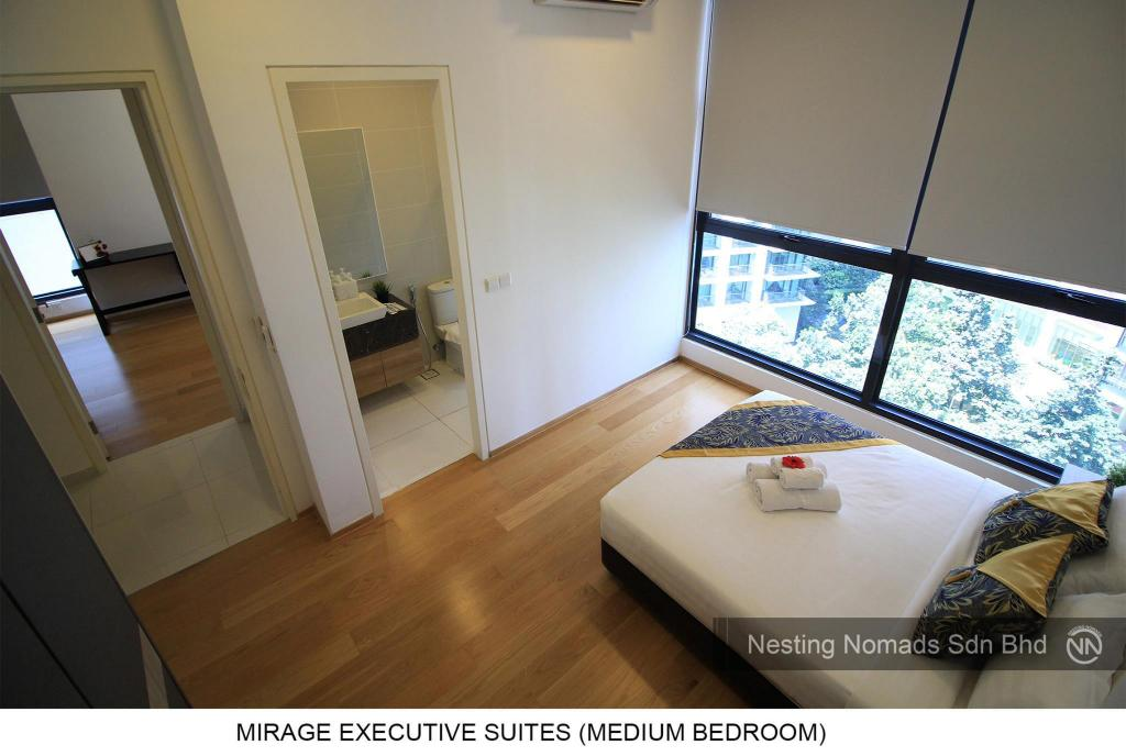 Executive Suite Mirage Residences