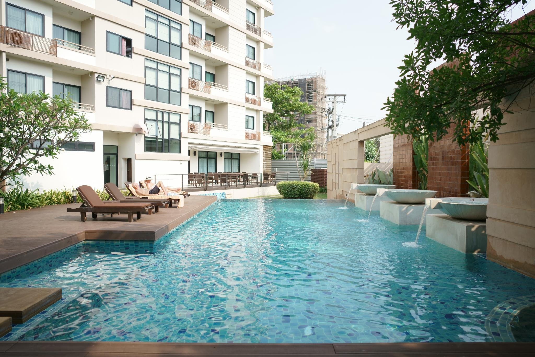 More About The Grand Napat Serviced Apartment