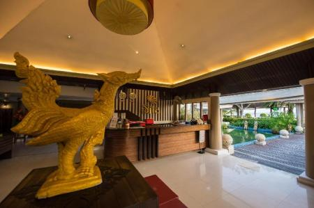 Lobby Sita Beach Resort