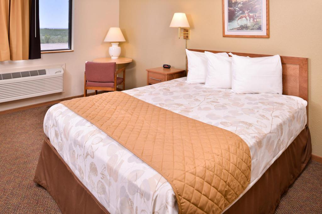 1 Queen Bed - Non-Smoking Americas Best Value Inn Missouri Valley