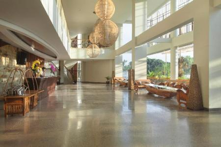 Lobby The Wujil Resort & Conventions