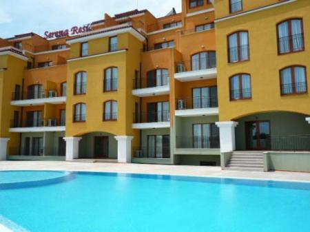 Schwimmbad Serena Residence Aparthotel - All Inclusive