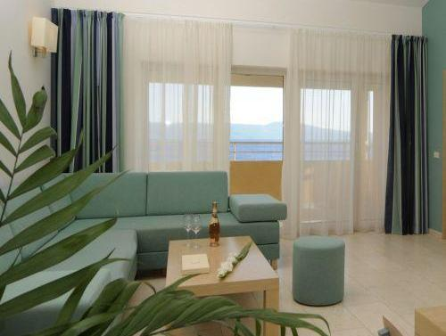 Premium Two-Bedroom Apartment with Balcony and Sea View