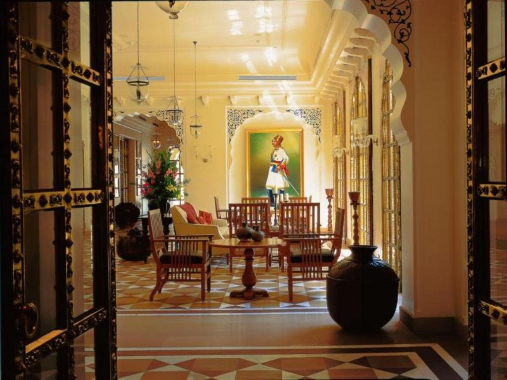 Vista interior The Oberoi Rajvilas Jaipur Hotel