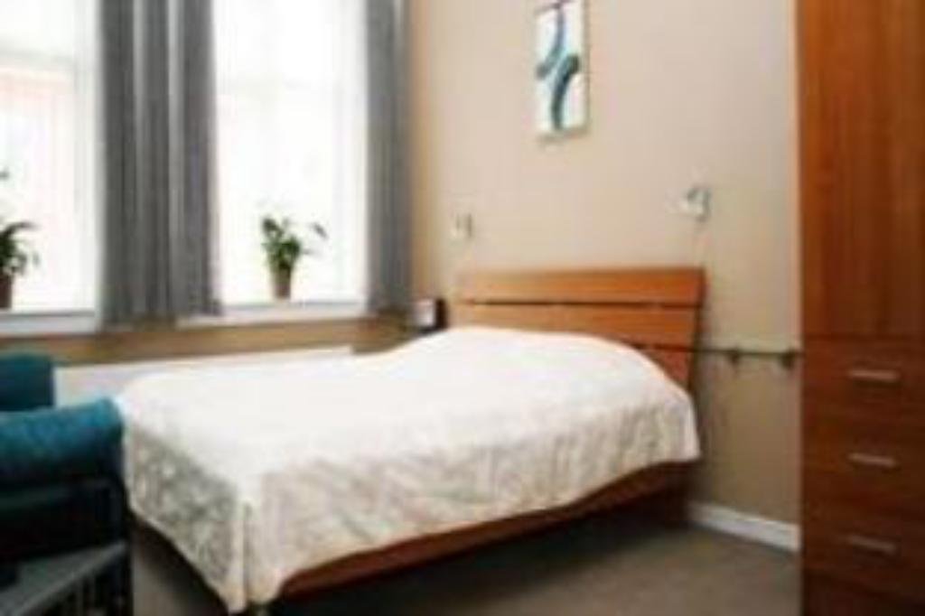 Economy Twin Room with Shared Bathroom Central Hotellet