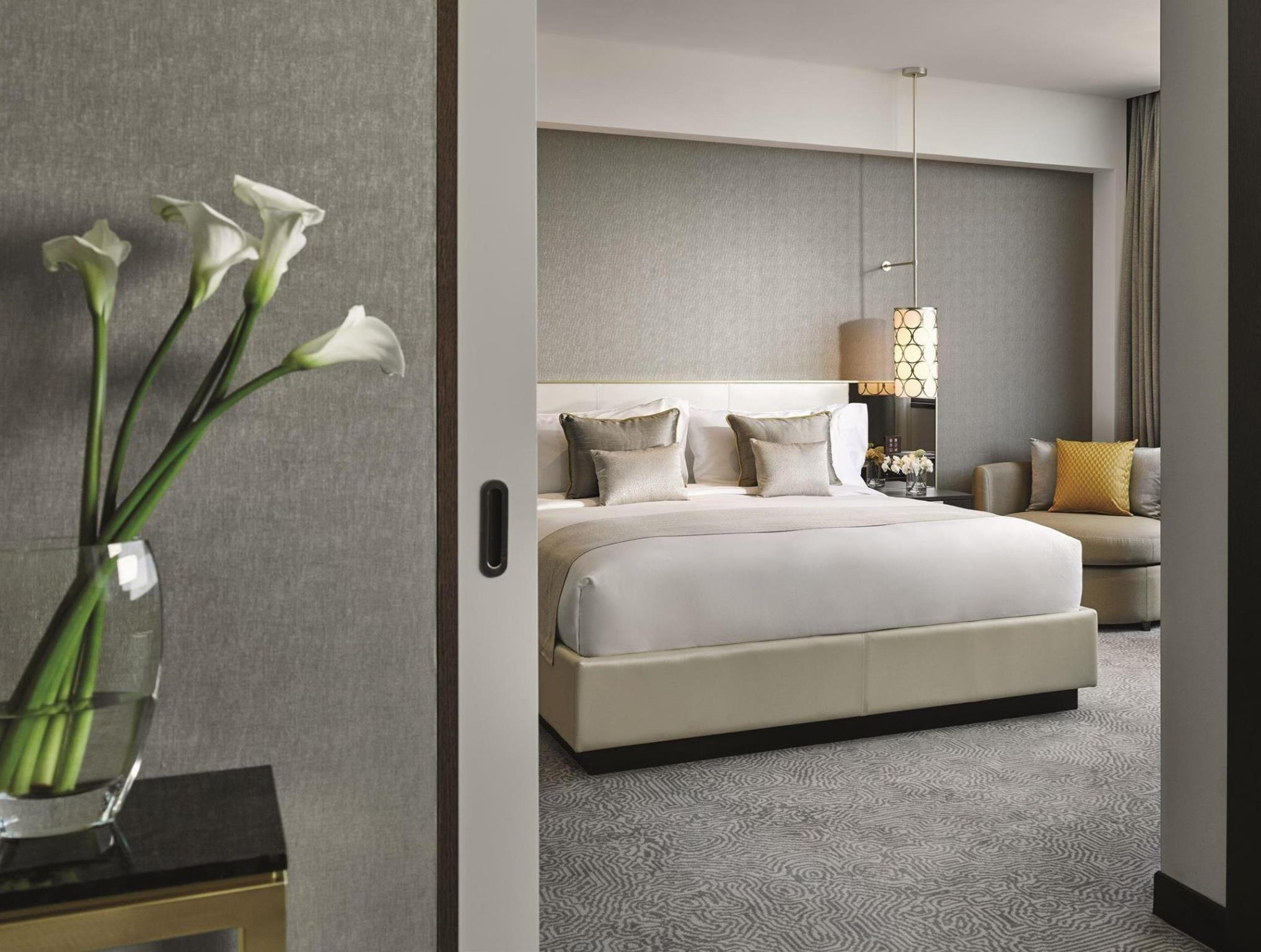 Signature套房(特大床) (Signature Suite with King Bed)
