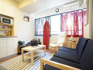 2 Bedrooms Apartment in Shinsaibashi Area