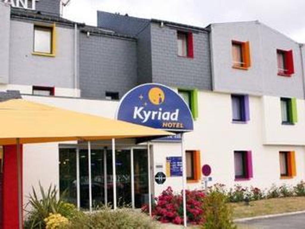 Kyriad Rennes Sud - Chantepie In France