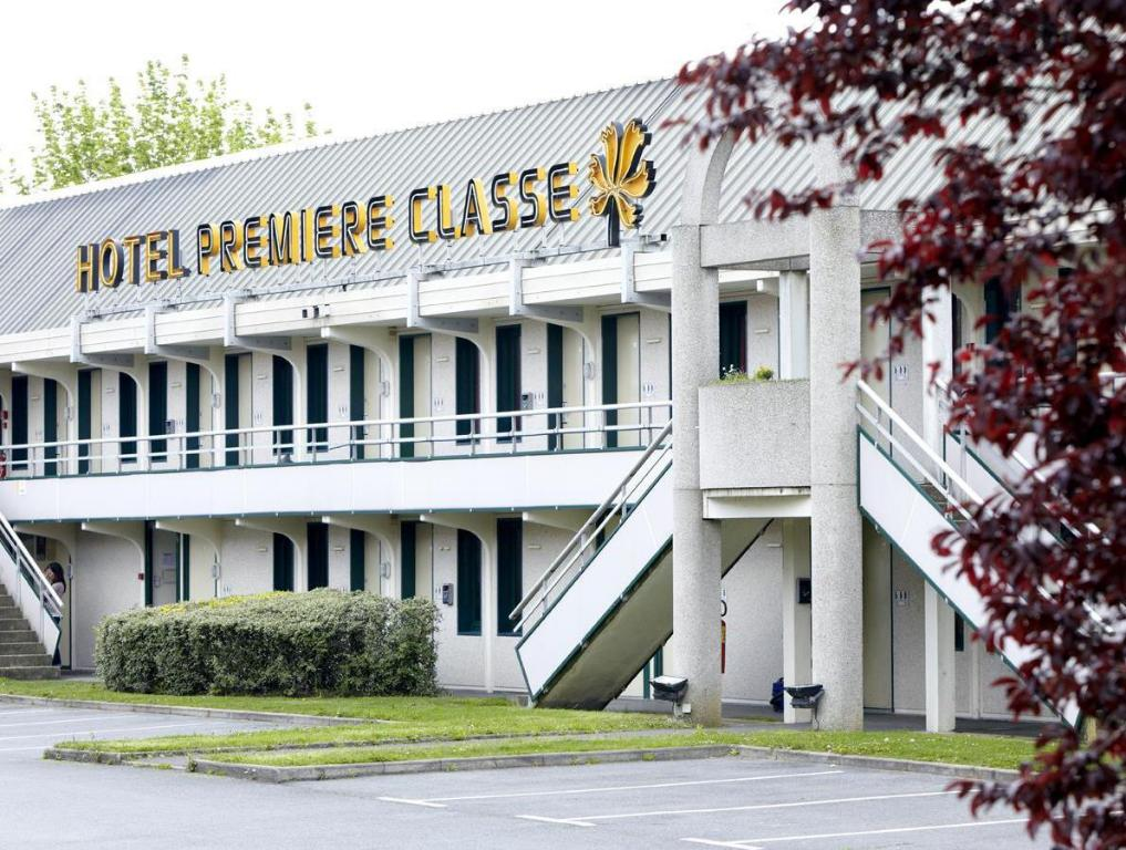 Premiere Classe Chantilly Sud Luzarches Hotel In Chaumontel