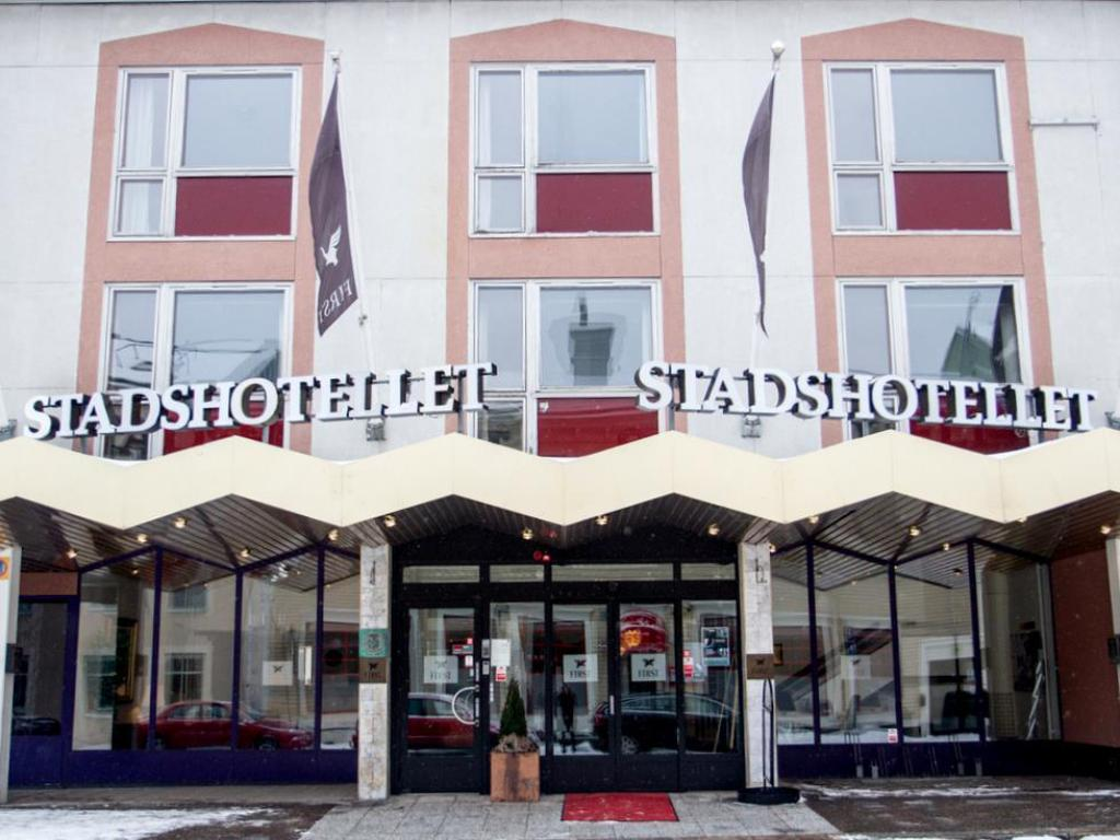 More about First Hotel Statt