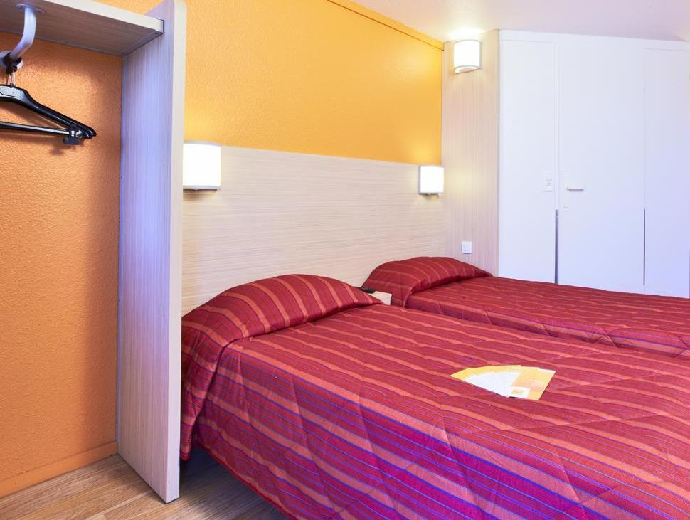 3 enkeltsenger for 3 personer (3 Single Beds for 3 persons)