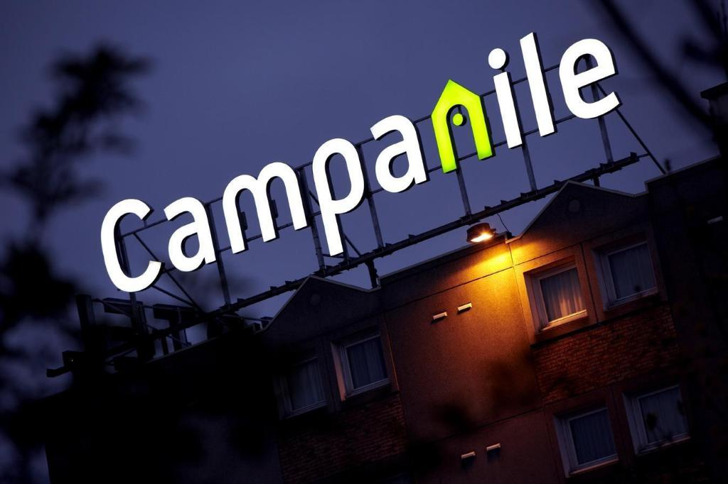 More about Campanile Paris Est - Bobigny